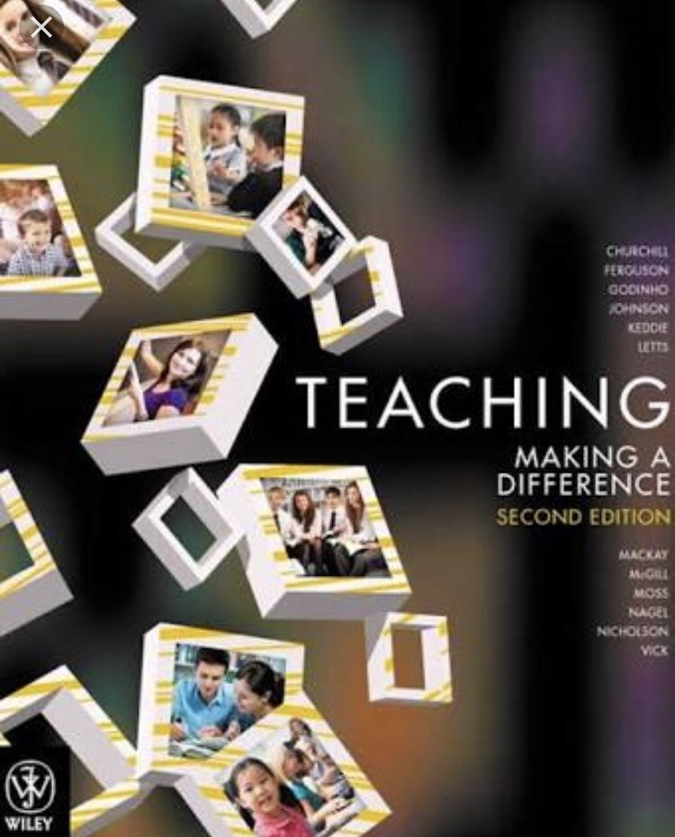 Teaching Making A Difference
